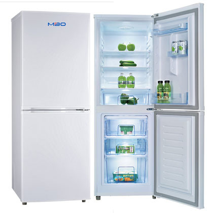House Use Double Door Refrigerator