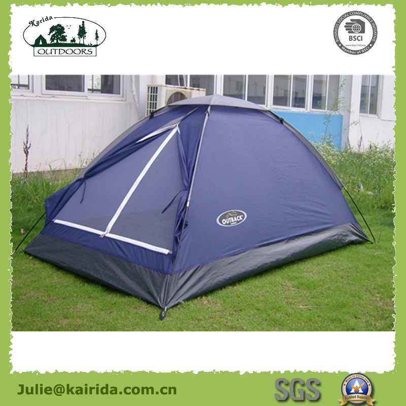 2 Persons Domepack Single Layer Camping Tent