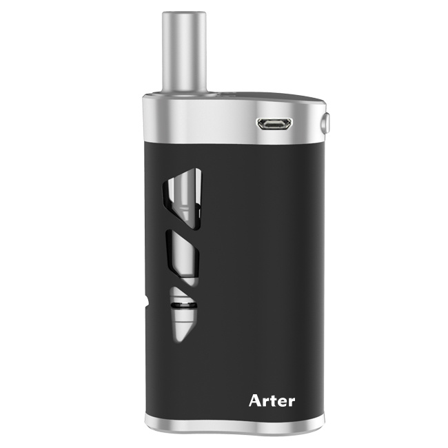 HEC New Fashion EGO Health Cigarette with Ceramic Coil Vaporizer, Wax Atomizer