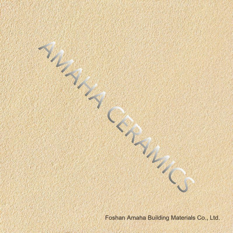 Sands Stone Concave & Convex Surface Thick Convex Rough Ceramic Floor Tile (BMS02RH)