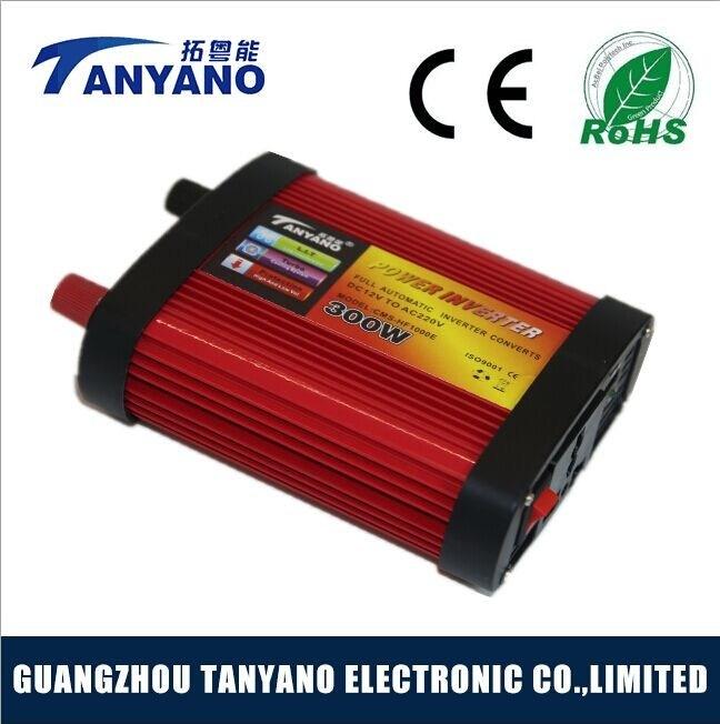 off Grid 300W 12V Power Supply Modified Sine Wave Inverter