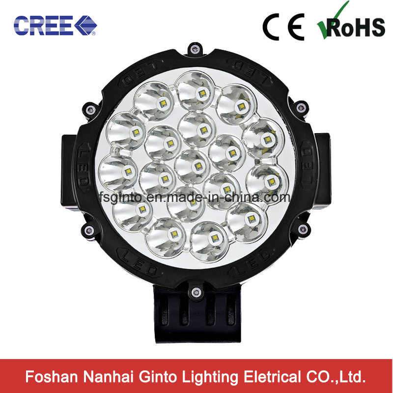 Impeccable Build Quality 8inch 90W CREE LED Work Light (GT1015-90W)