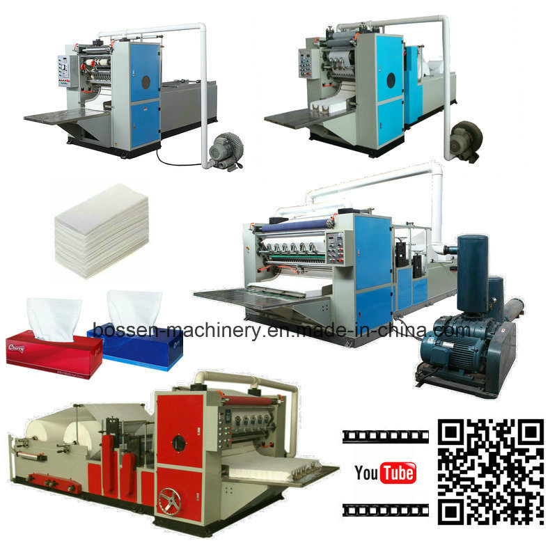 Automatic Machine for Facial Tissue Paper