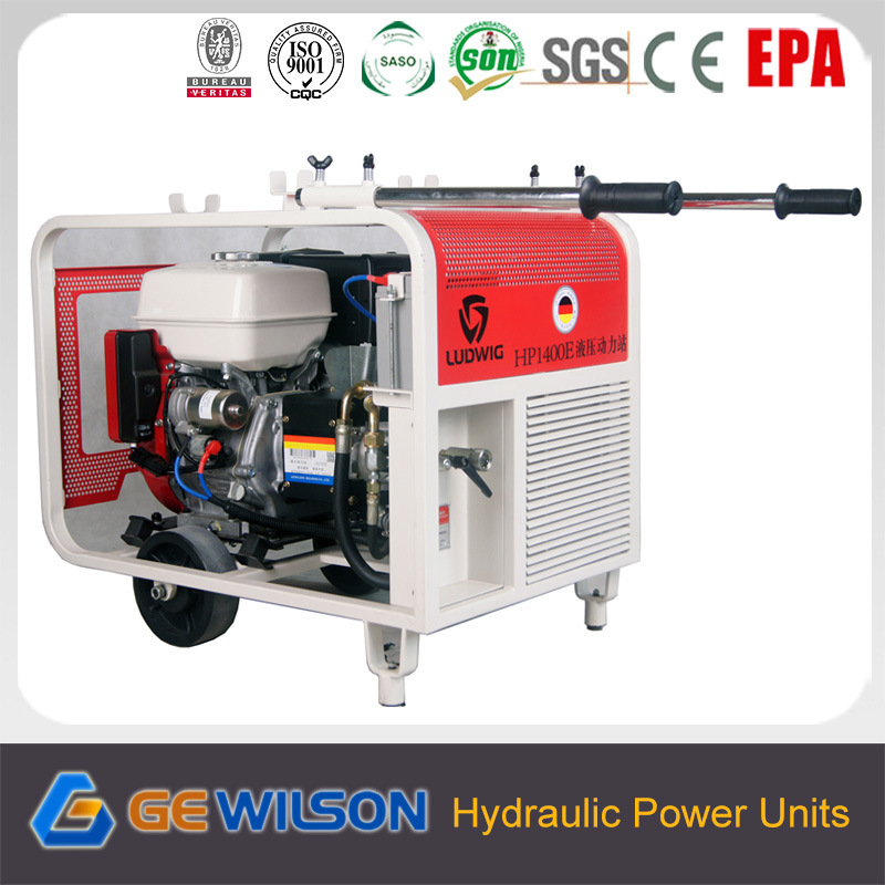 Hydraulic Power Pack/Unit Powered by Honda or B&S Engine