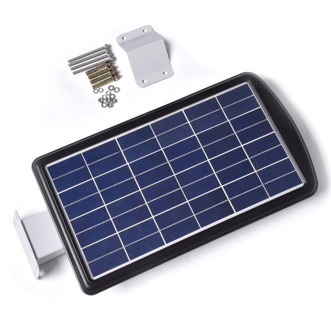 10W All-in-One Solar Garden&Street Light with Li-ion Battery