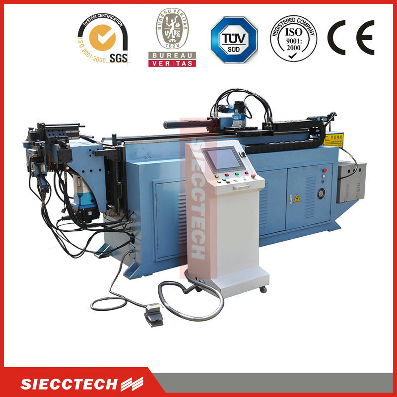 Dw38CNC Full Automatic Exhuast CNC Hydraulic Pipe Bending Machine for Sale
