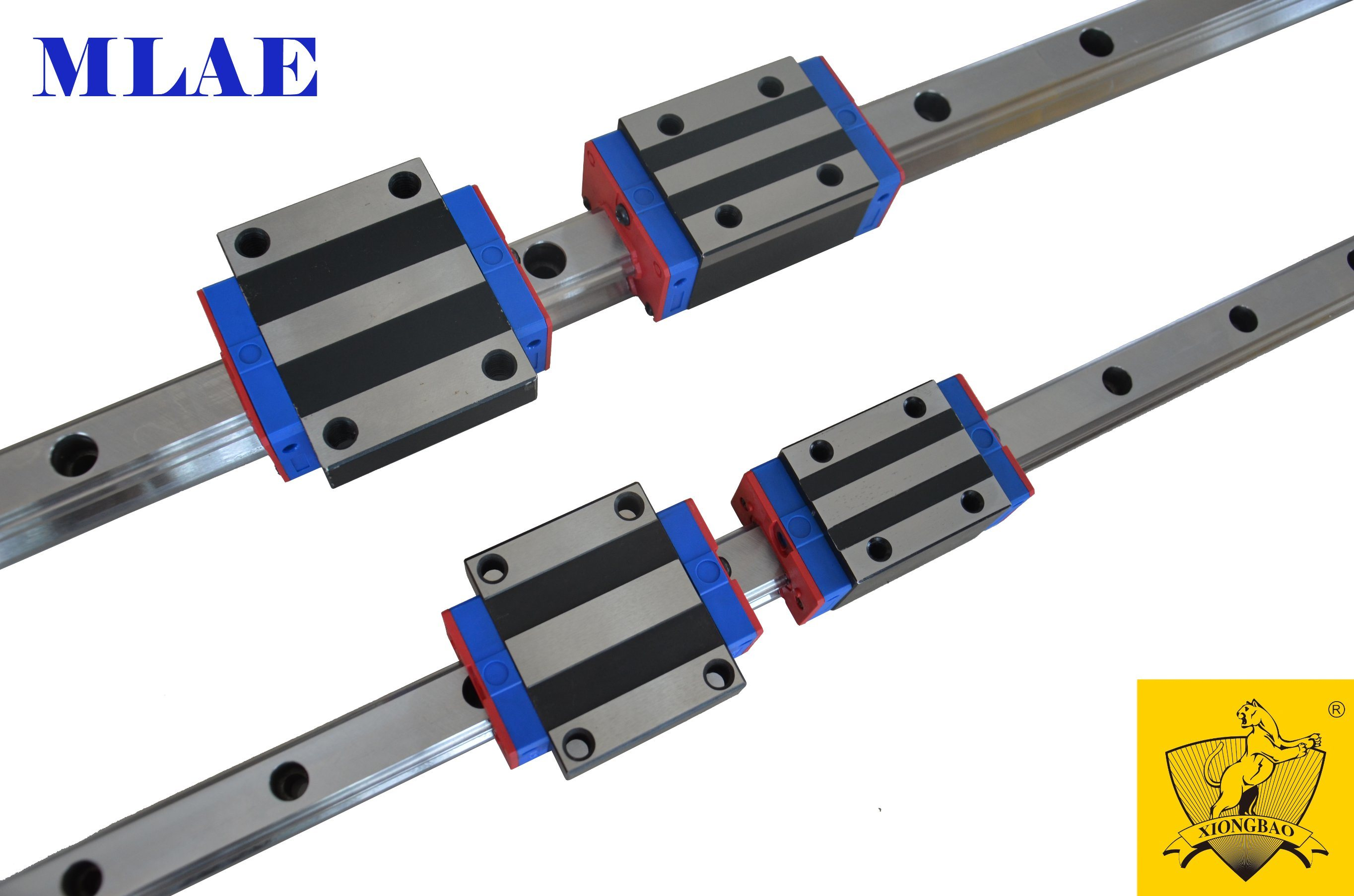 30mm Linear Guide Rail with Flange Block