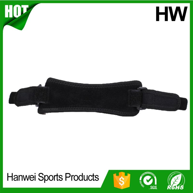 Profession Protect Permium Black Style Knee Band (HW-KS014)