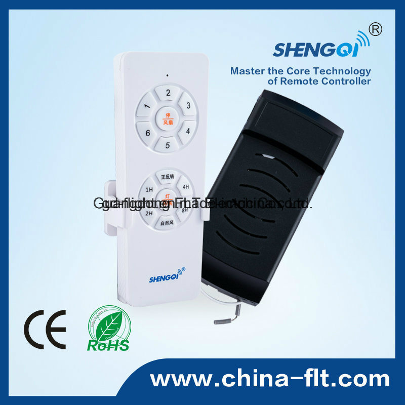 DC 3V Fan Lamp Remote Control for Support OEM Logo
