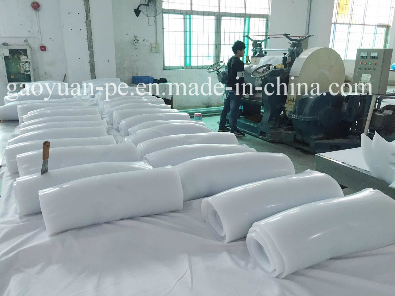 Power Electrification Silica Rubber Gel 40°