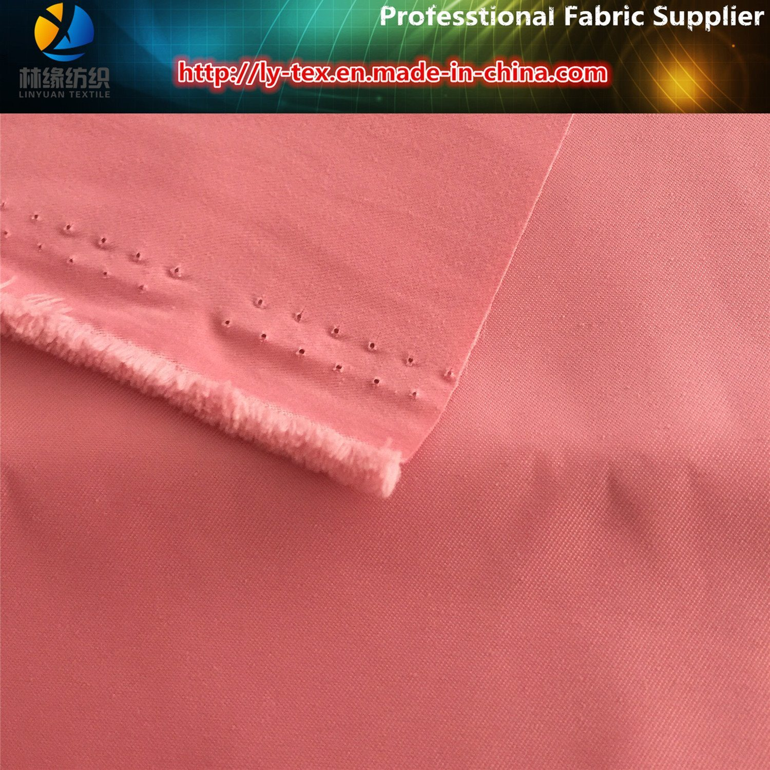 Polyester/Nylon Blended Twill Micro Fiber Fabric, Shirt Fabric