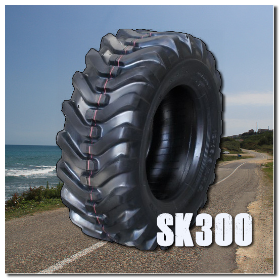 Industrial Tyre/Forklift Tyre Best OEM Supplier for XCMG (10-16.5 12-16.5)