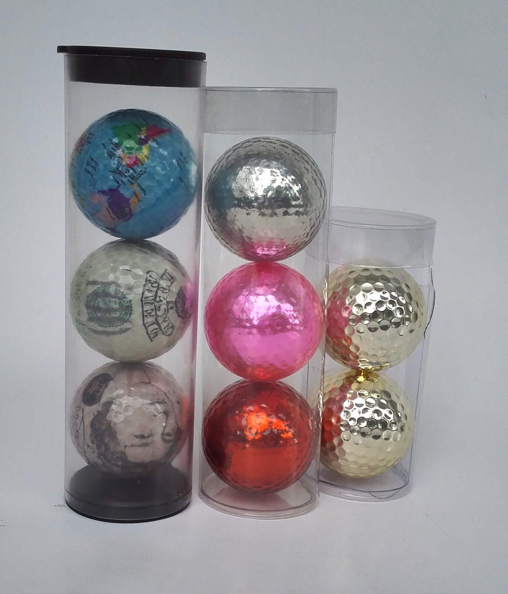 Wholesale Mini Globe Golf Ball