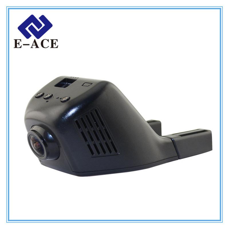 Dual Camera Lens Dashcam Full HD 1080P WiFi Car DVR