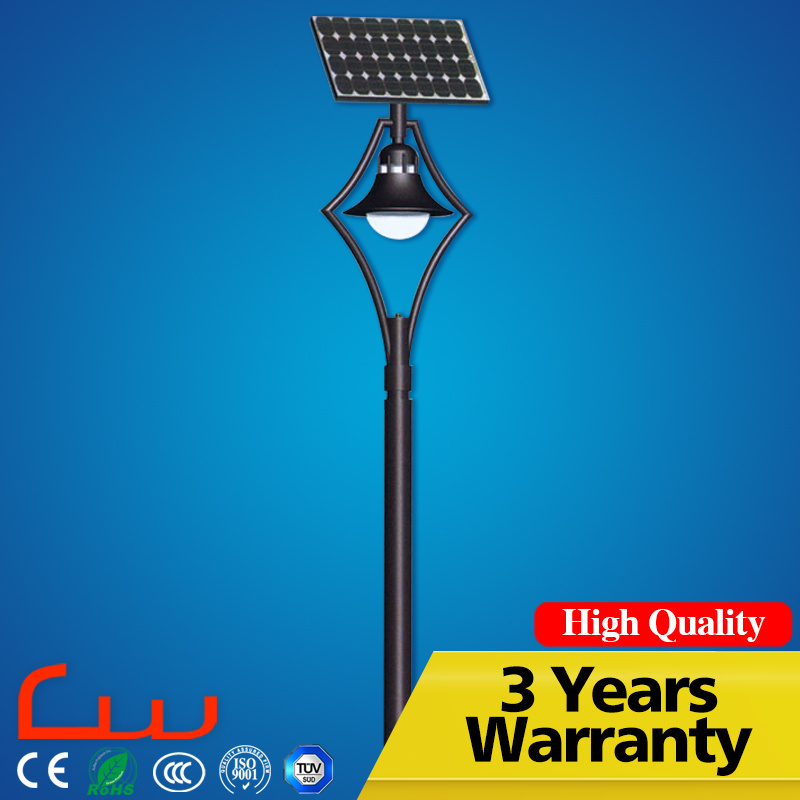 Aluminum Material Outdoor Solar LED Garden Light