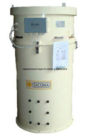 Sicoma Air Pulse Filter Dust Collector