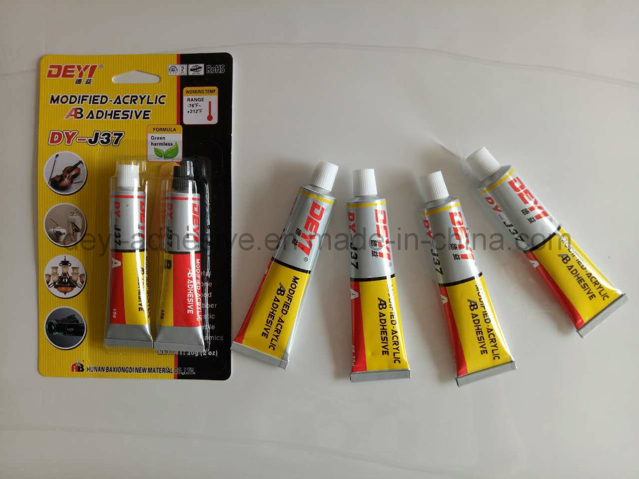 The Latest High Quality Modified-Acrylic Adhesive