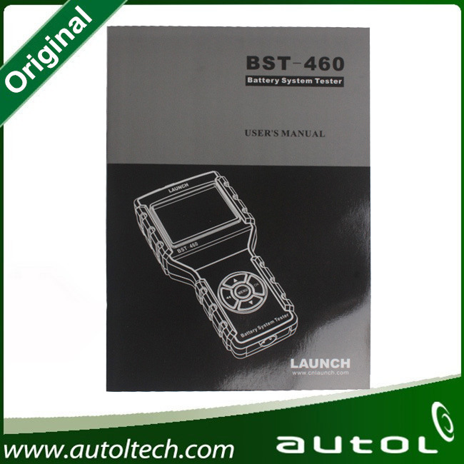 Launch Bst460 Original Update Online System Bst 460 Wholesale Price Auto Diagnostic Tool Launch Bst460 Battery Tester