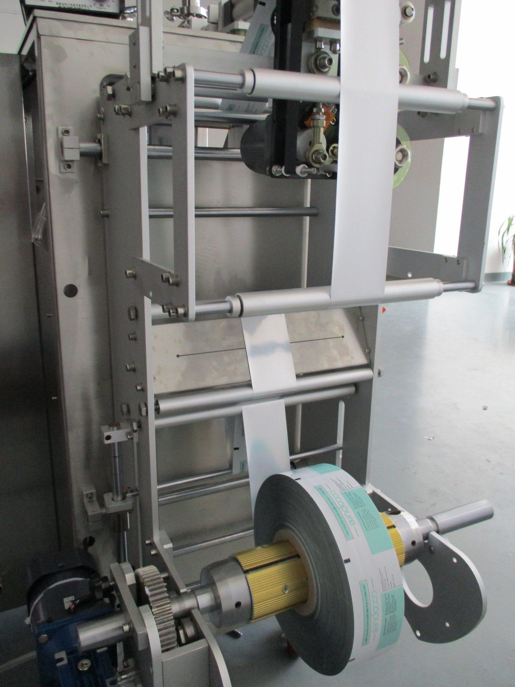 Vinegar/Juice/Sauce/Cream/Oil Liquid Shape Sachet Vertical Packaging Machine