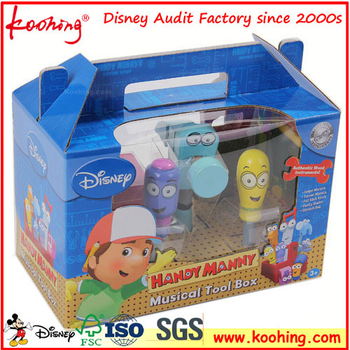Toy Series Packaging Solution-- Blister Tray/ Specification / Retail Packaging/ Paper Bags / Paper Boxes etc