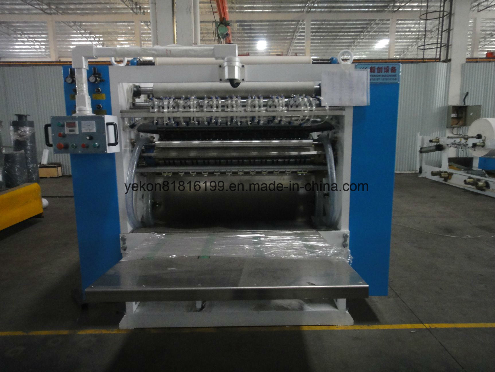 Yekon Facial Tissue Folding Machine