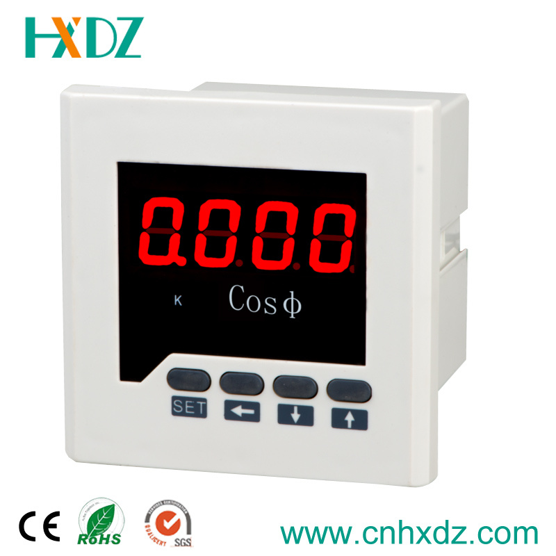 Three Phase Digital Meter Power Factor Meter
