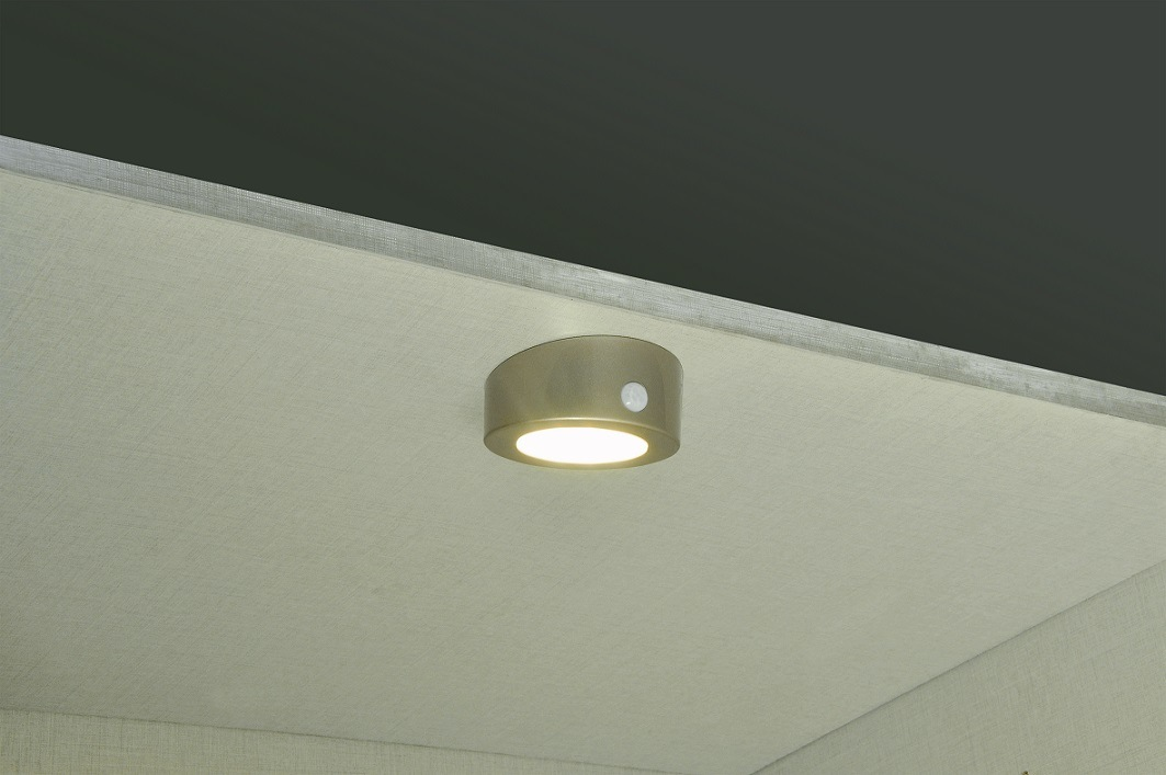 Wardrobe Cabinet Ceiling Sensor LED Light