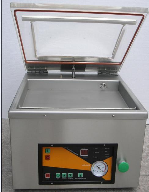 Pneumatic Vacuum Chamber Sealer, Table Top Vauum Packer