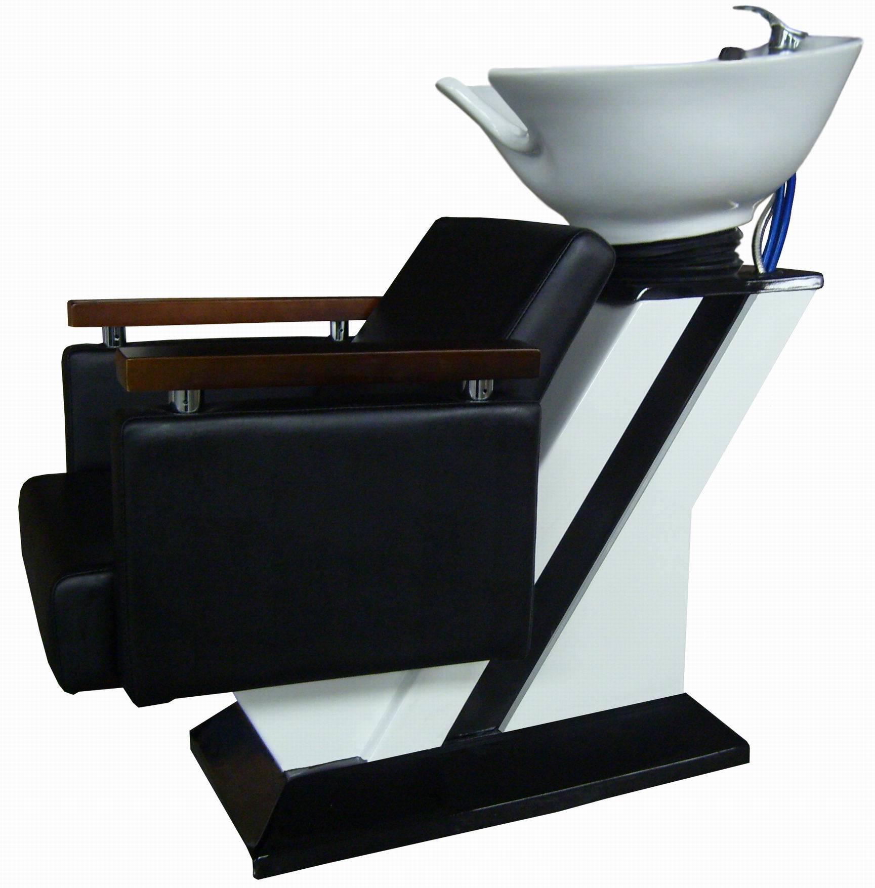 China salon shampoo chair ly6639b china shampoo chair for Salon shampoo chairs