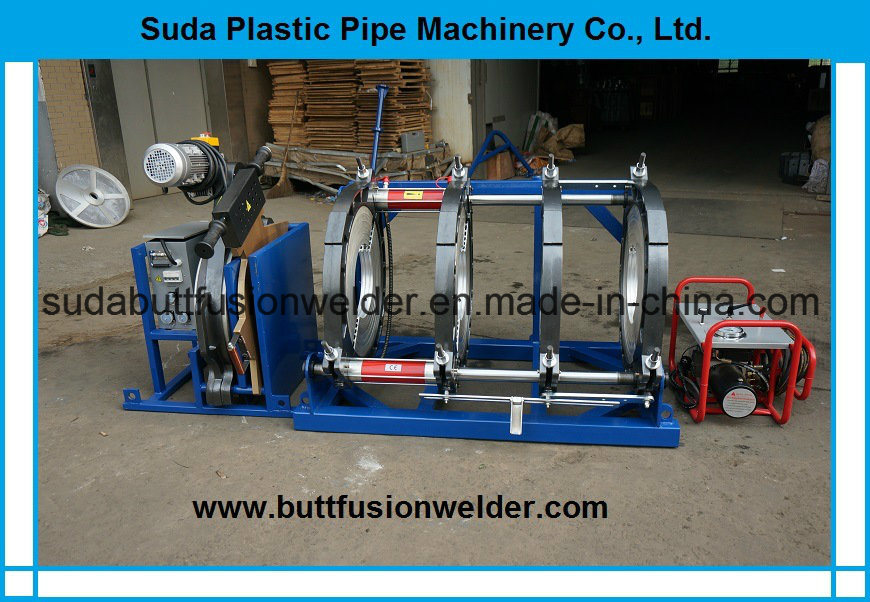 Sud630h Plastic Pipe Butt Welding Machine