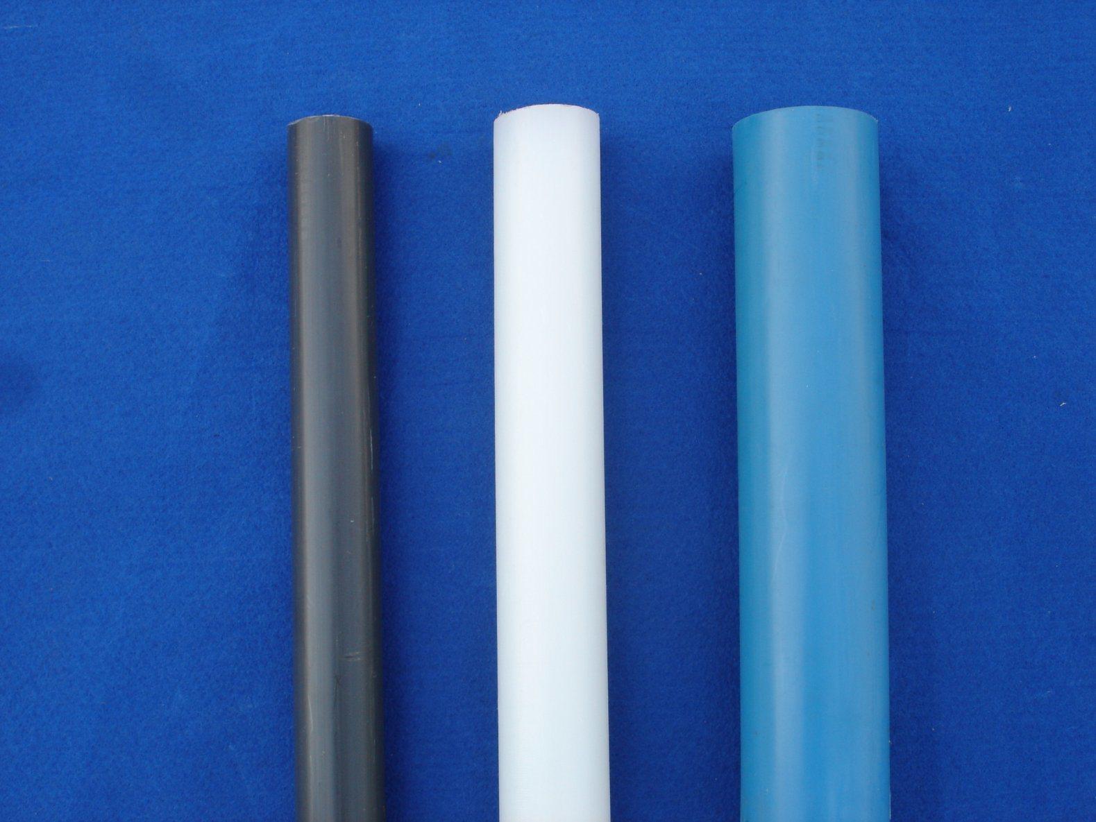Processing Engineering Plastic Rod Materials