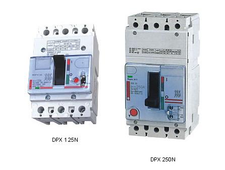 Circuit Breaker (DPX) - China Circuit Breaker, MCCB