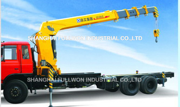 China truck mounted crane 14 ton photos pictures made - 1m3 en tonne ...