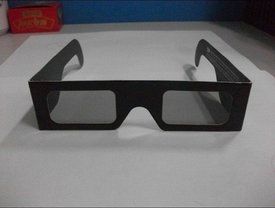 The Illustrated 3D Glasses List