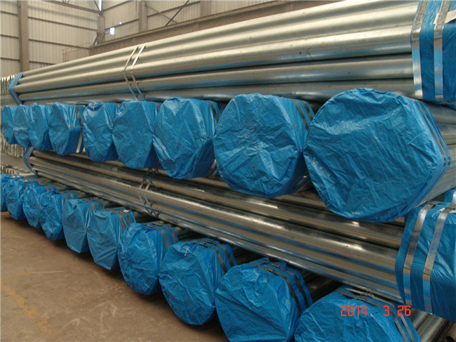 Groove End Hot DIP Galvanized UL FM Fire Fighting Steel Pipe