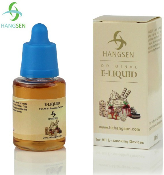 E Liquid 30ml Vapor Flavor for E-Cig