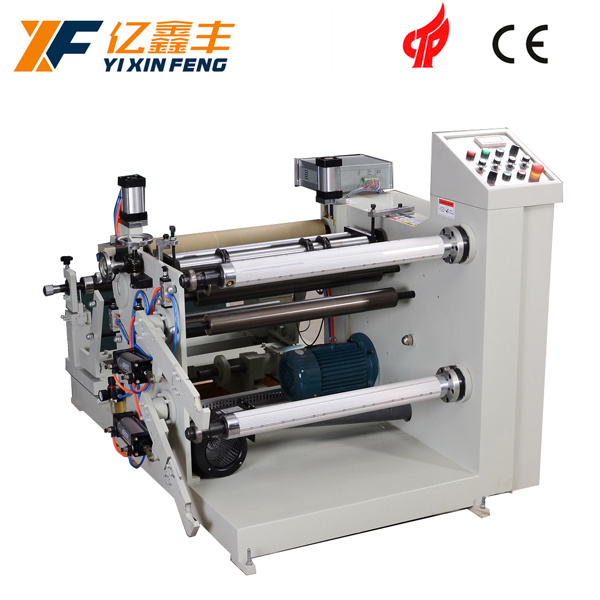 Automatic Adhesive Tape Paper Machinery Automatic Slitting Machine