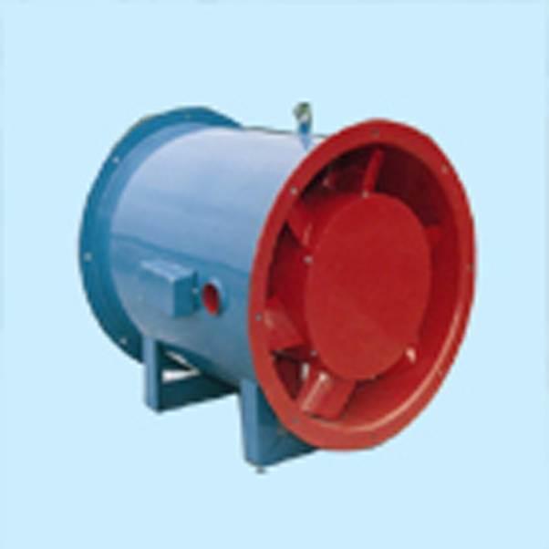 Heat Extractor Fan : China fire fighting heat fume extraction axial flow fan
