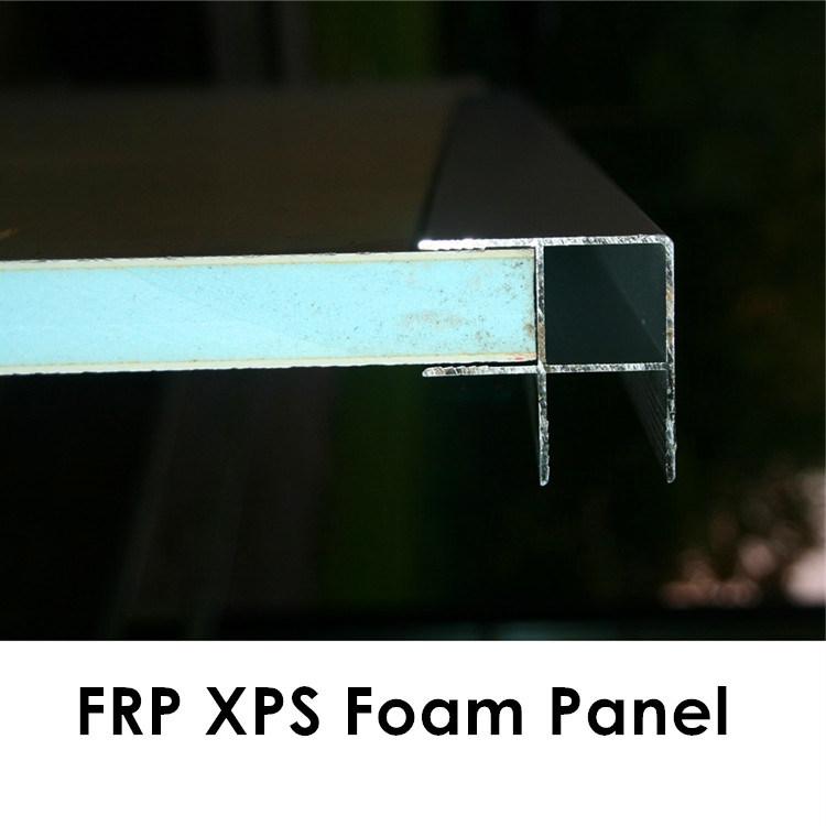 FRP Prelaminated XPS Foam Panel for Caravan