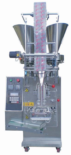 Automatic Double-Lane Salt & Pepper Sachet Packing Machine (DXDK300)