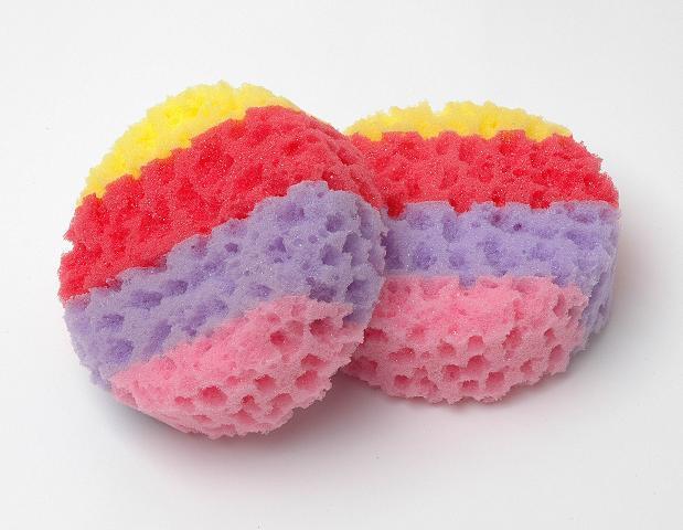 China Bath Sponge As008 China Bath Sponges Cleaning