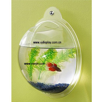 China acrylic fish bowl china acrylic fish bowl wall for Acrylic fish bowl