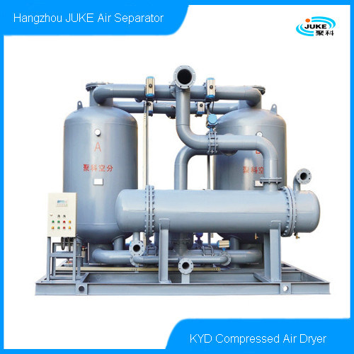 KYD Waste Heat Regeneration Compressed Air Dryer