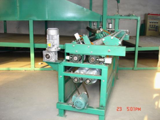 Chopped Roving Machine (LR-1830A +S)