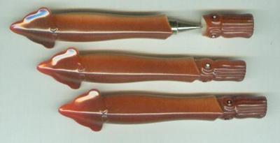 China Squid Pen (FF-7) - China Pen, Ball Pen