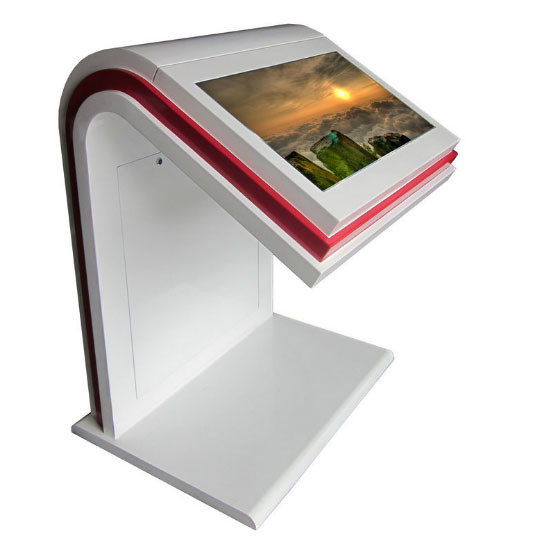 55 Inch Touch Screen Kiosk (from 18 inch to 98 inch)