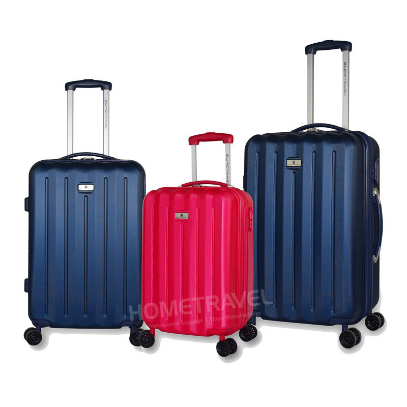 Fashion Trolley Travel Luggage with China Factory Price