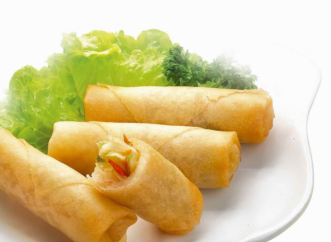 Adults /Children/ Old- Age High Quality Vegetable Fried 15g/piece Spring Rolls Hot Sale in Europe and Walmart