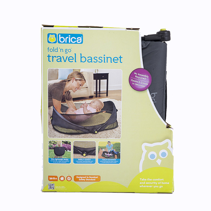 Folding Baby Bed with Protective Net