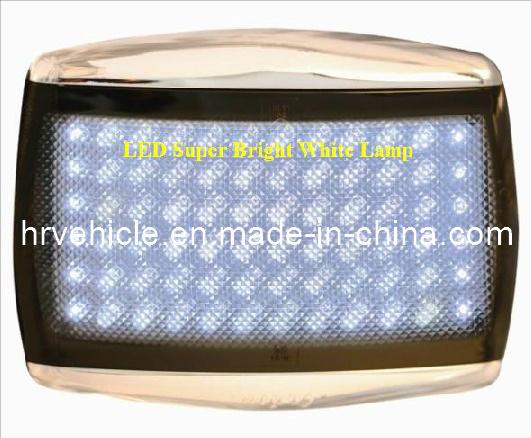 Adr Rectangular LED Stop Indicator Reverse Tail Light